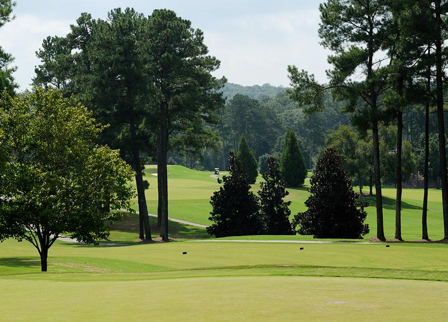top golf destinations