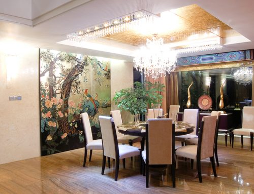 Chinoiserie Chic: How to Incorporate Traditional East Asian Motifs in Modern Day Design