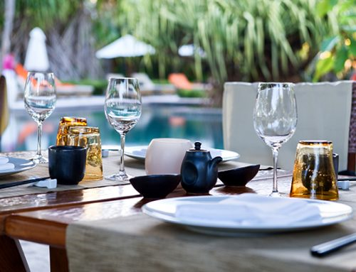 Tips for Elegant Al Fresco Dining