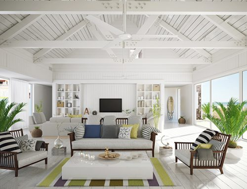 Easy Tips for Refreshing Your Beach House Décor