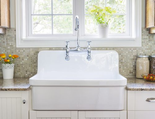 Adding Mosaic Tile Backsplashes to Kitchens and Bathroom