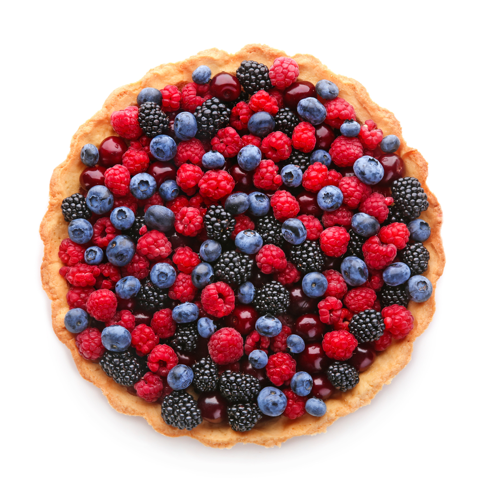 quick and easy desserts Berry Tart