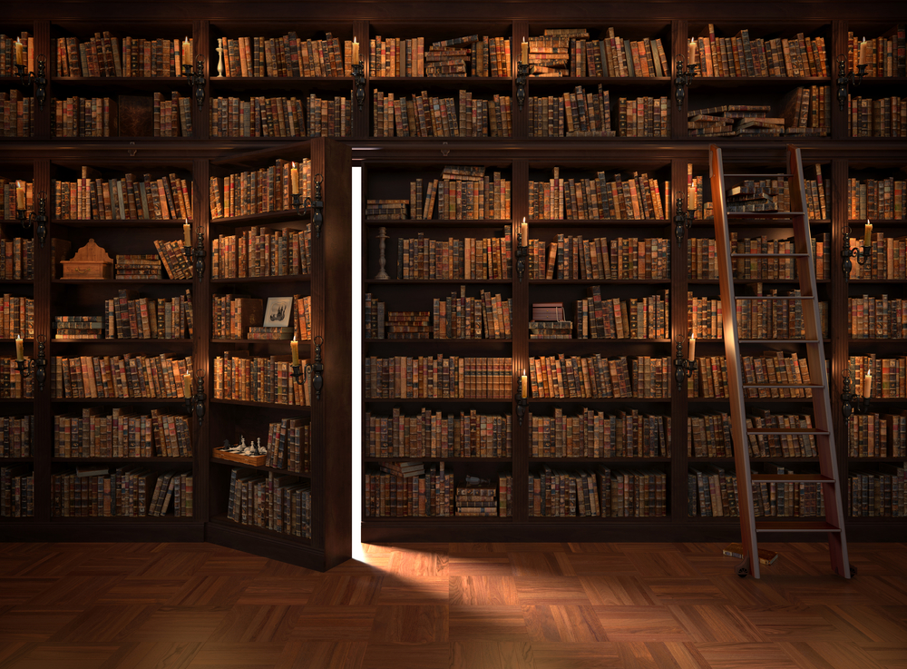 Secret Room Library