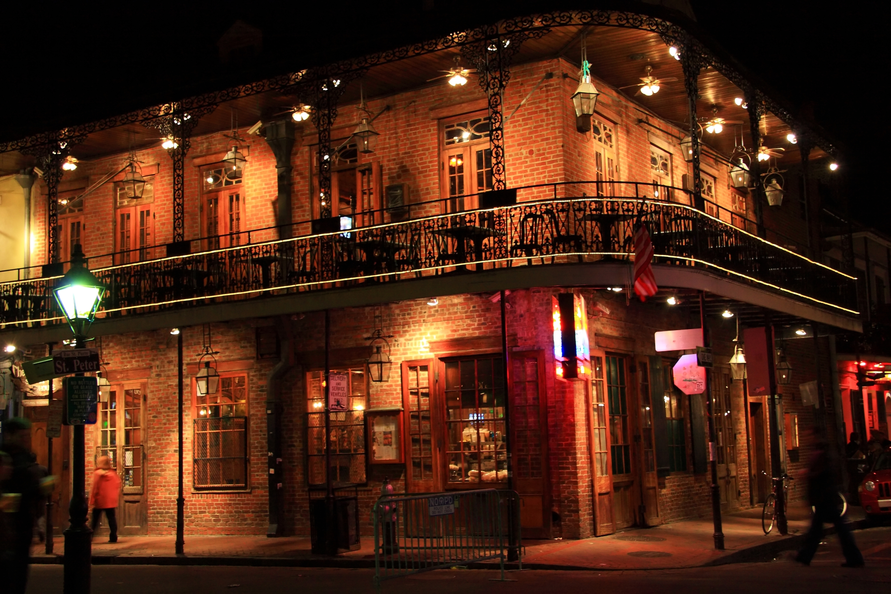 Nightlife in New Orleans, LA