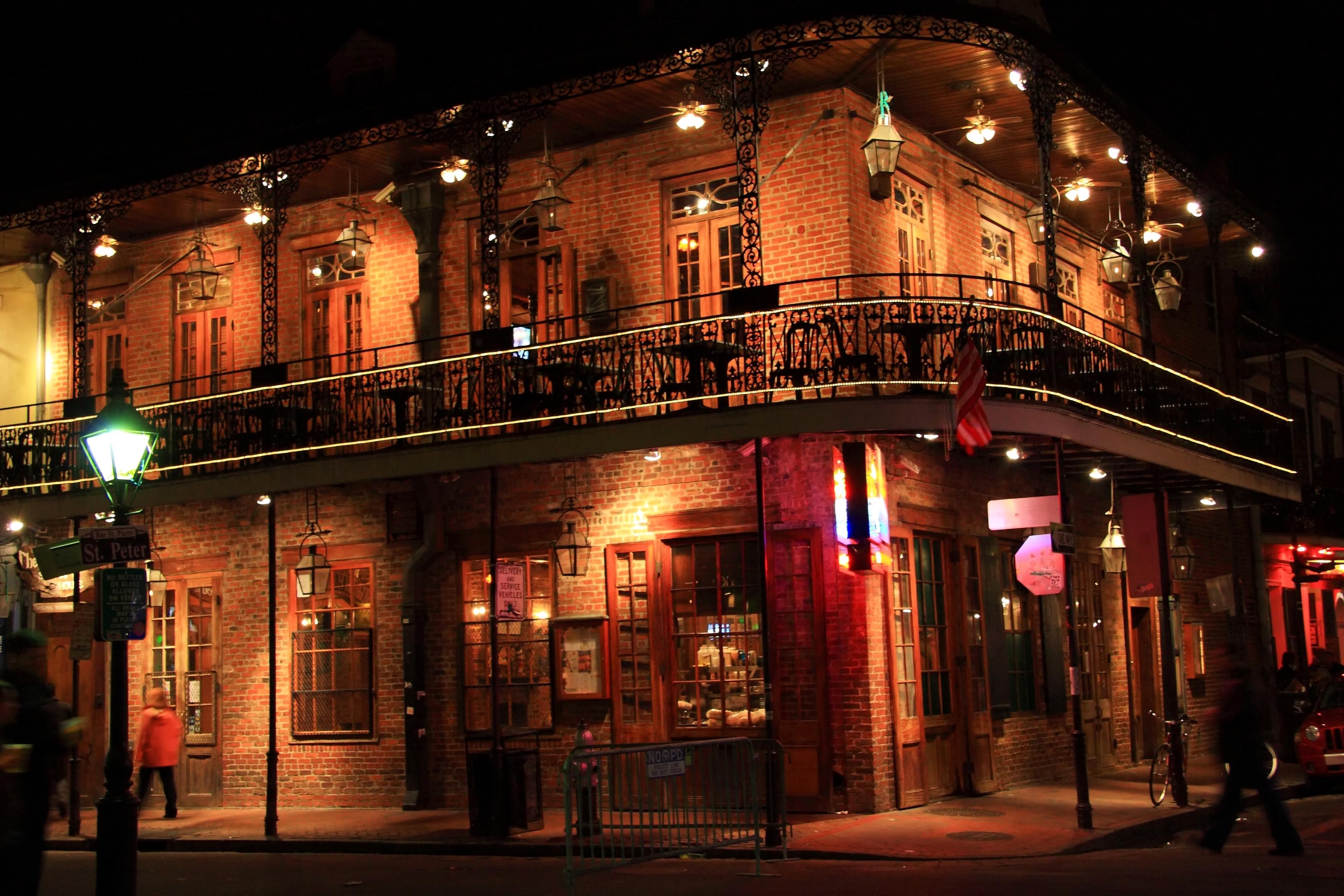 Nightlife in New Orleans, LA