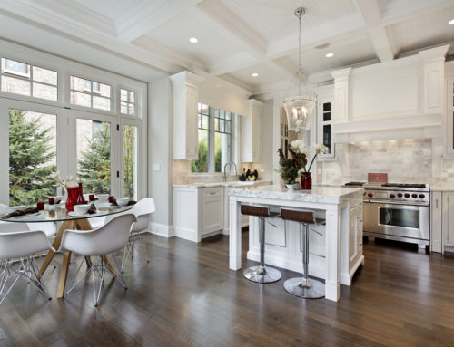 """10 New Ideas for Making Your White Kitchen """"Pop"""""""