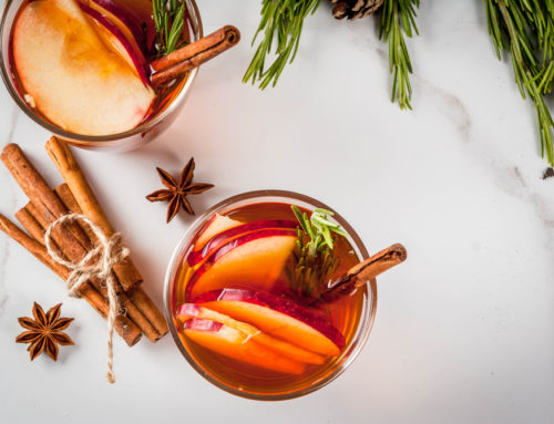 Sumptuous Hot Cocktails for Your Winter Holiday Party