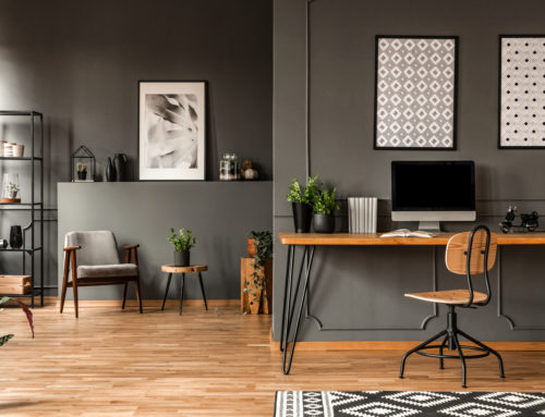 Bring Luxury to Your Home Office Design