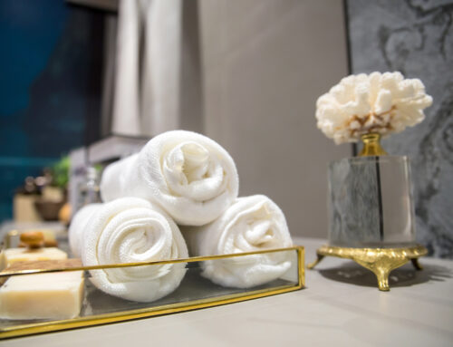 Guest Bathroom Ideas with luxury appeal