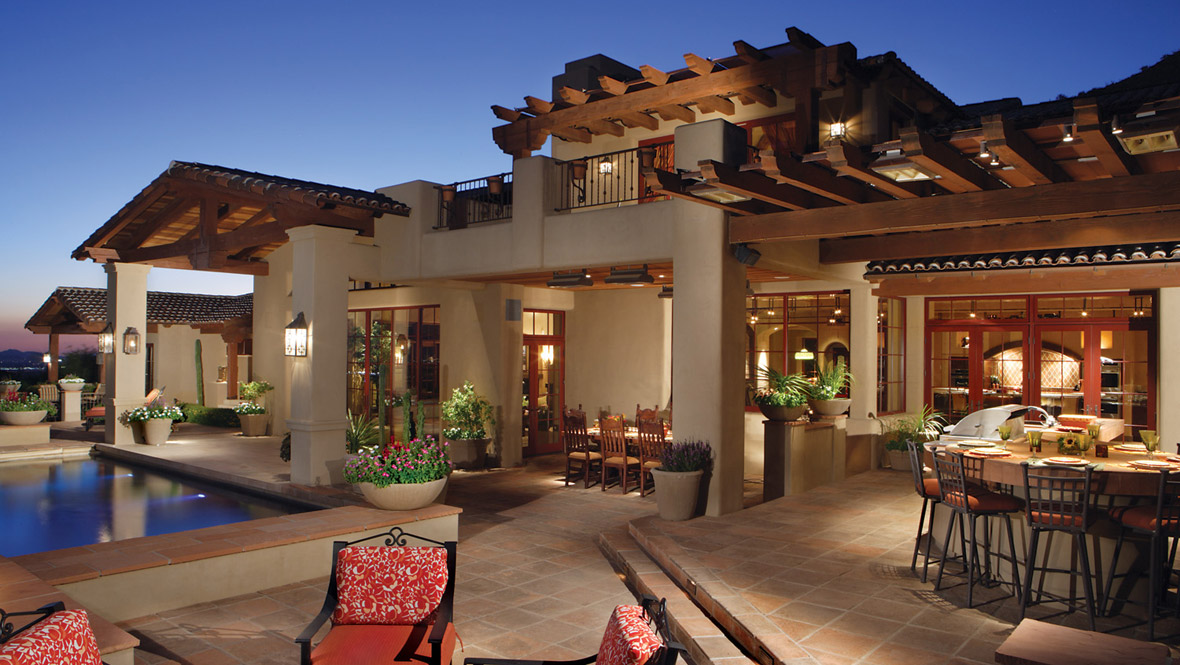 Paradise valley mansions luxury homes luxury real estate for Mansions for sale in scottsdale az
